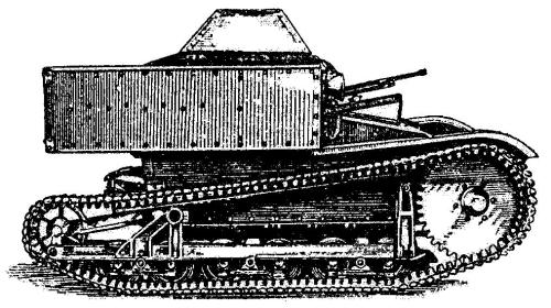 T-27 tankette