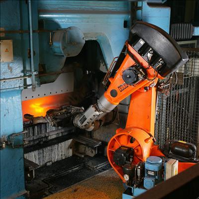KUKA's Industrial robot