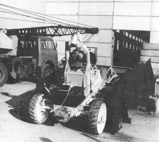 Unloading of STR-1