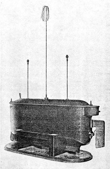 Teleoperated boat of N. Tesla