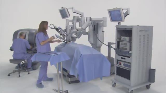 Хірургічна система da Vinci