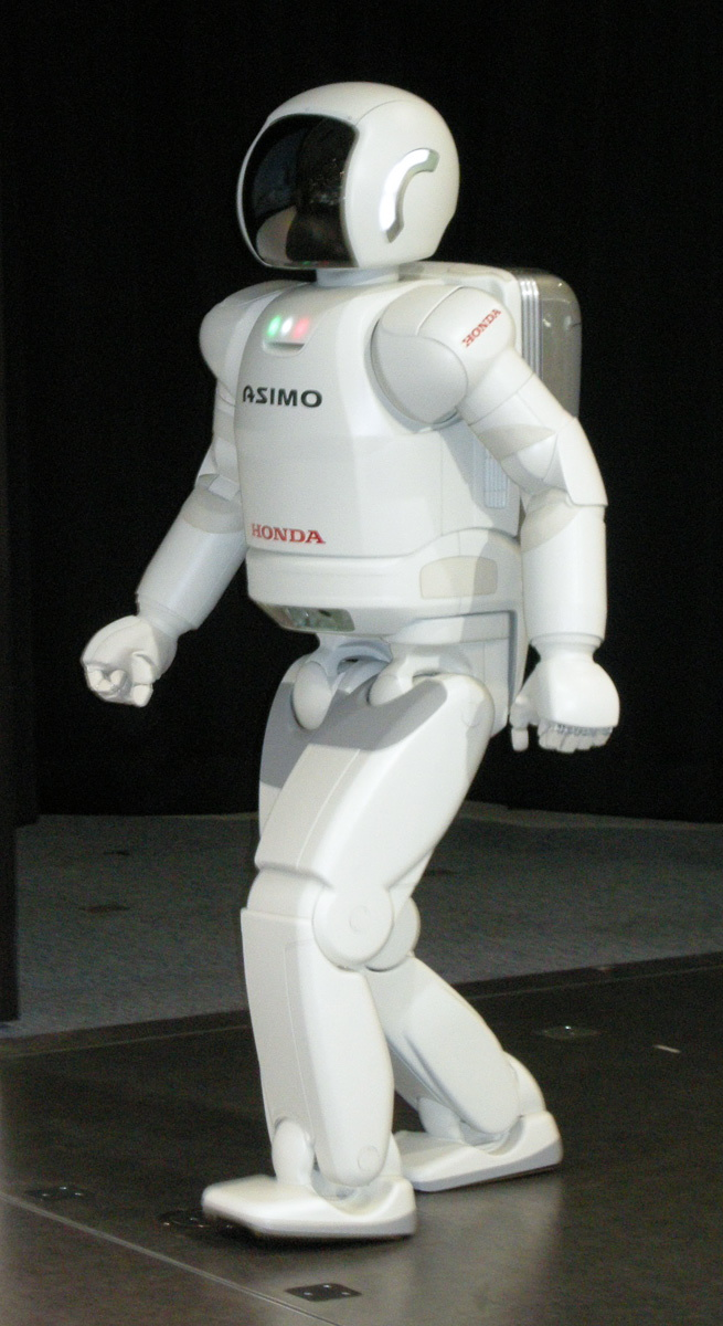 ASIMO, модель 2005 года