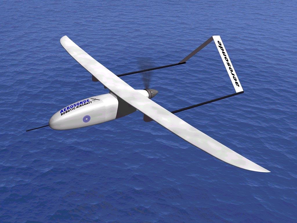 Aerosonde UAV