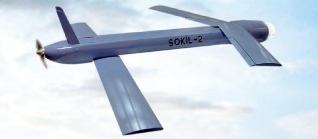 Sokil-2 UAV